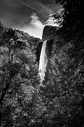 Bridalveil Fall Yosemite Valley