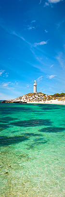 Lighthouse Rottnest