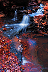 Karijini National Park Waterfall
