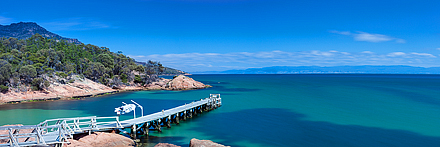 Coles Bay Jetty