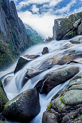 Mt Buffalo Waterfall