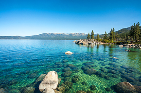 Sand Harbor Nevada