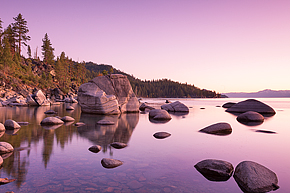 Bonsai Rock Tahoe